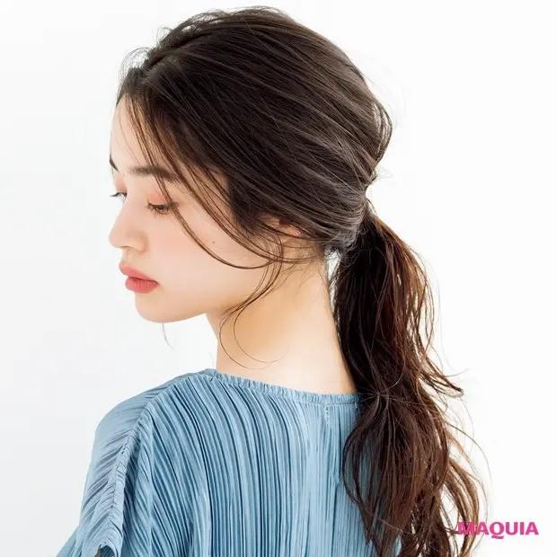 【髪のお悩みQ&A】「クセ毛でうねる」悩みにおすすめの対策_アレンジ_1