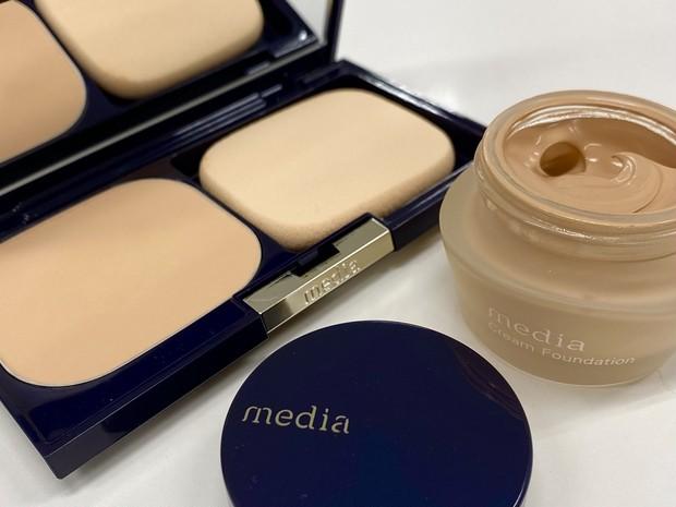 プチプラで人気のmedia(メディア)から高保湿ファンデーションが新発売! しっとり美肌を叶える全2種