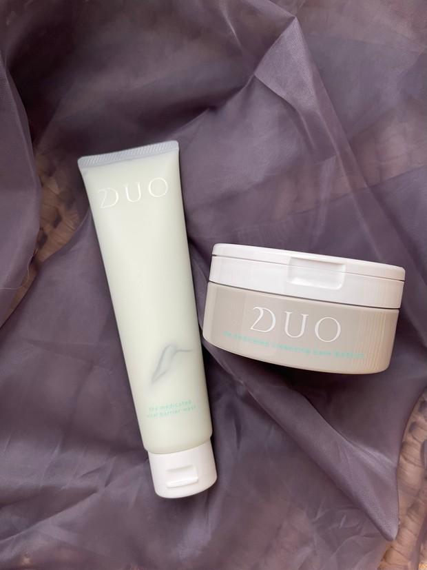 肌バリアを高めるクレンジング、洗浄剤フリー洗顔の優しさ【DUO】_1