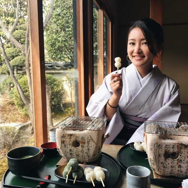 自己紹介♡2017年度チーム★美セレブのMIKIです!!