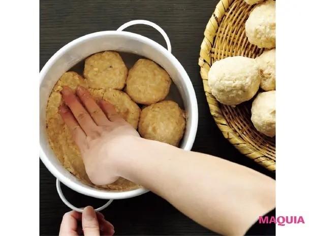 【手作り発酵食】作るのも楽しい「手作り味噌」の作り方_7 丸めて容器に詰める