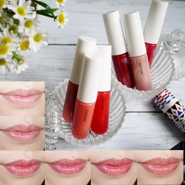 【春夏コスメ】荒れた唇も美しく彩る全6色!ちふれの新作リップジェル!