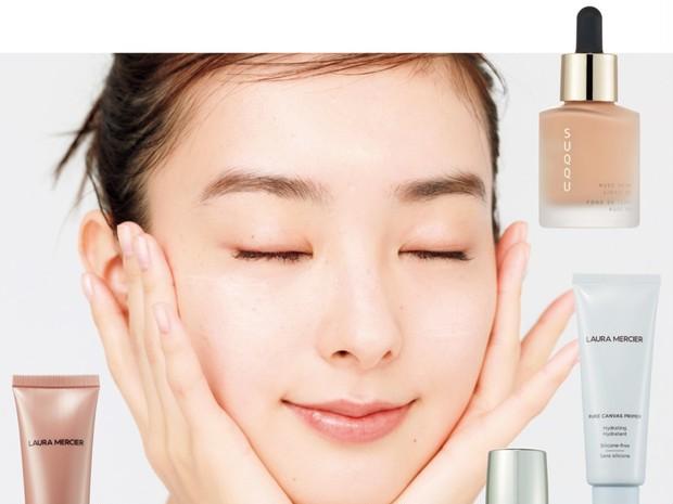 乾燥肌のうるおい増し増しテク! paku☆chan下地メイクの秘技を公開
