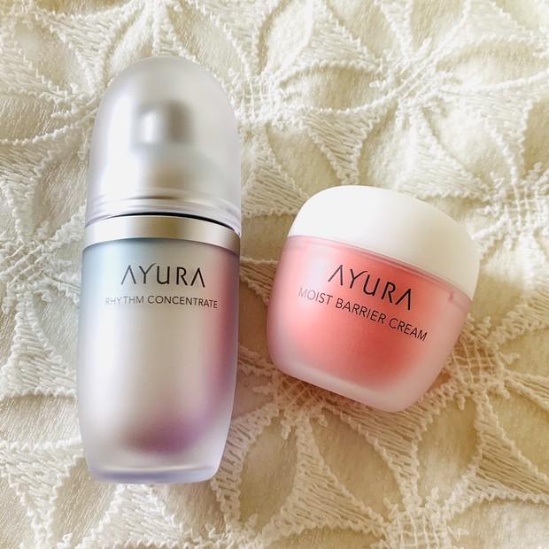 『アユーラ』のストレスで乱れた肌リズムを整える人気美容液が進化! 使うほどに肌あれしらずの元気な肌へ #金曜日の肌投資コスメ_1