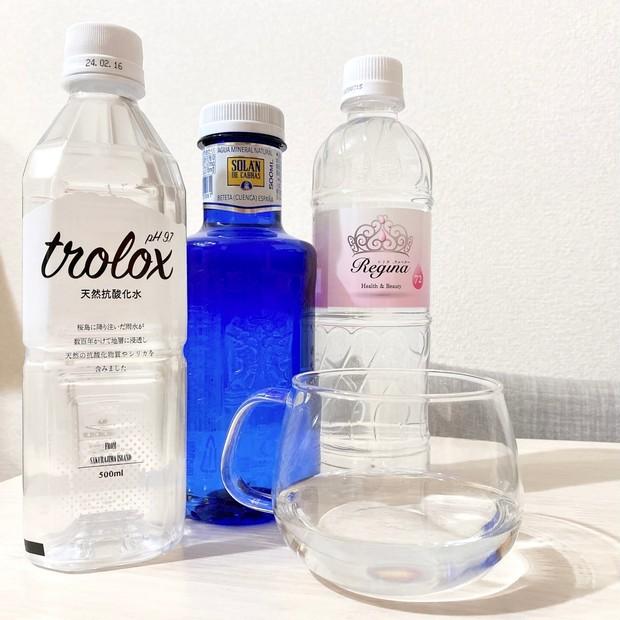【Regina、Trolox、SOLAN DE CABRAS…ミネラルウォーター3選】おうち時間のお供!私が美容のためにお水にこだわり始めた理由。