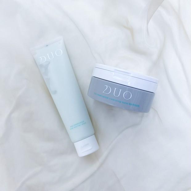 【朝晩でアイテムを使い分け!】DUOで洗顔ケア_1