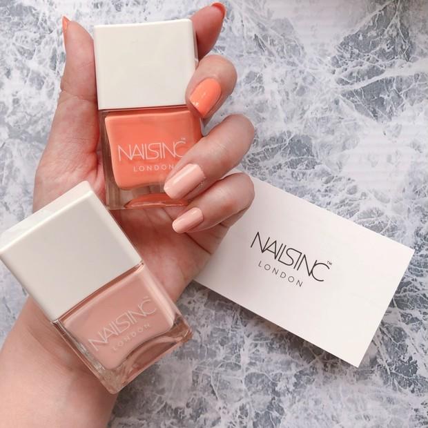 速乾!発色&モチ◎話題人気のNAILSINK(ネイルズインク)美爪に見えるおすすめマニキュア