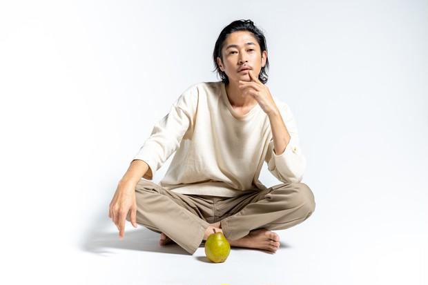 俳優・窪塚洋介によるスキンケアブランド「AQX(アックス)」デビュー!_1