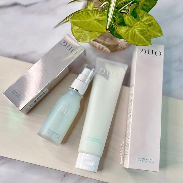 DUO / 優しさに包まれる気持ち良さ【デュオ】敏感肌に癒しの薬用洗顔料&先行美容液