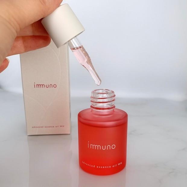 【春コスメ2021】天然由来成分99%配合! immunoの次世代エイジング美白で透明感あふれる肌へ…