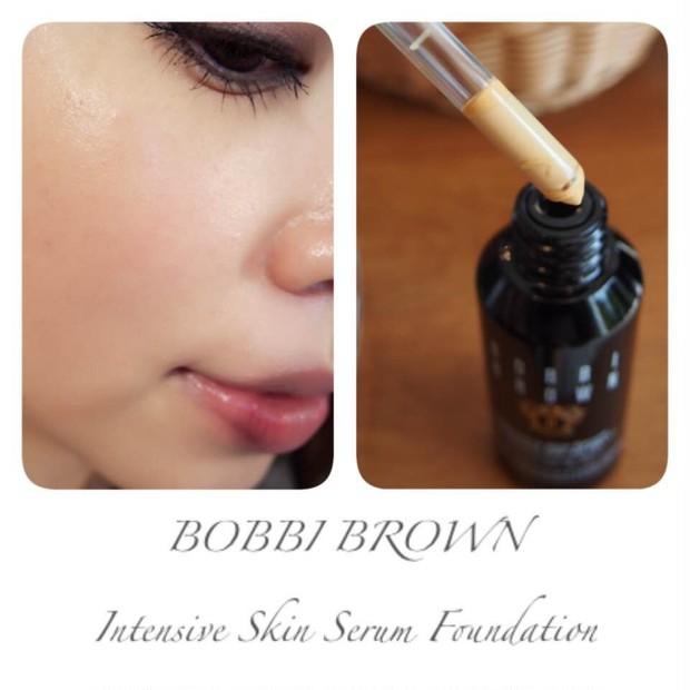 【How To?】ボビイブラウンの新美容液ファンデーションでつくる 究極のNode on Node