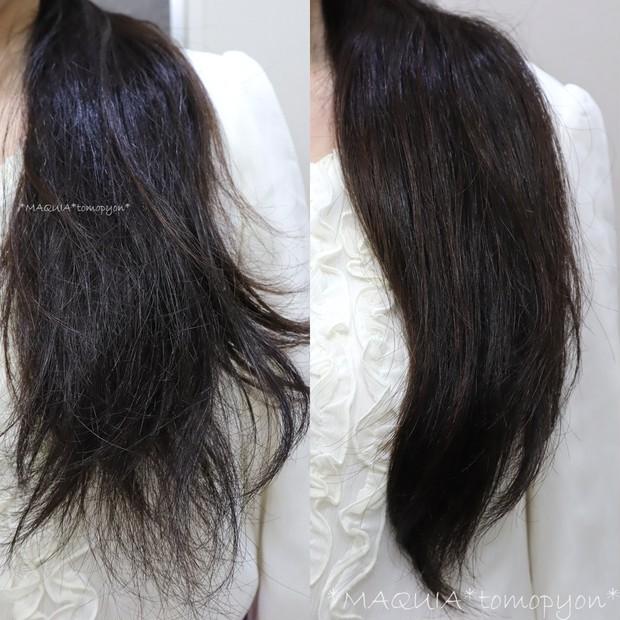 髪にうるおいと花の香りを❤フローラノーティス ジルスチュアート リペアヘアオイル フレンチローズ_5