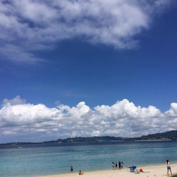 沖縄旅行〜UV編〜