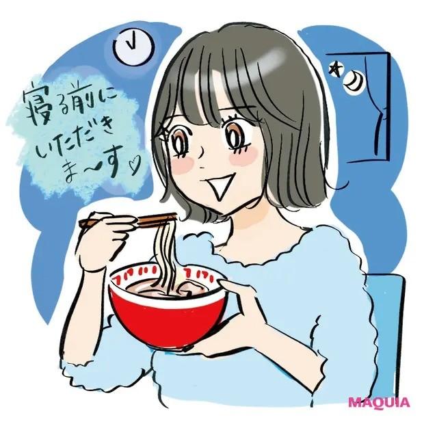 【食べ方を見直すダイエット】生活習慣ボロボロタイプの太りグセ