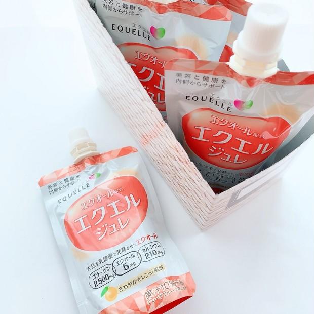 【エクエルジュレ】月に6日間から始める美と健康をサポートする集中ケア!美味しく飲んでキラキラ輝こう!