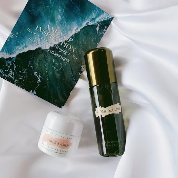 【ドゥ・ラ・メール】まるで美容液、な濃密化粧水で自分史上最高の素肌に【ザ・トリートメント ローション】