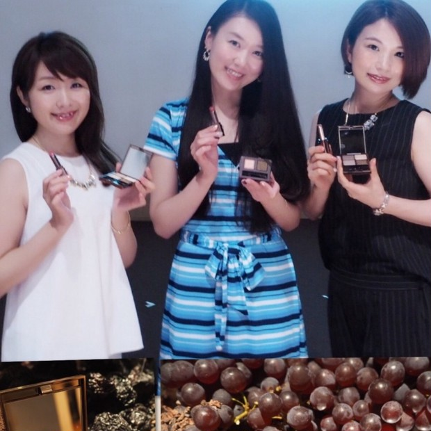 ルナソル2015秋新作発表会♡ショコラの世界に魅了されて♡