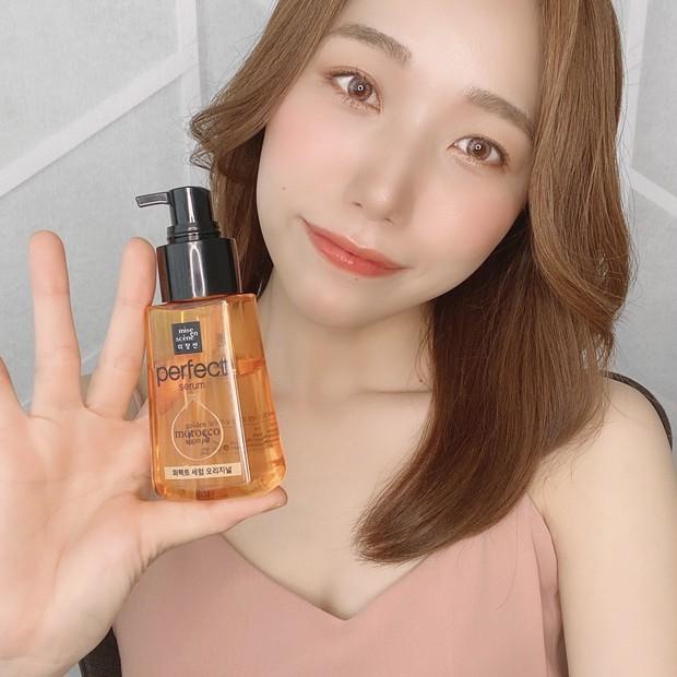 美容師さんに褒められた❤️韓国コスメ定番セラムで自宅ヘアケア_1