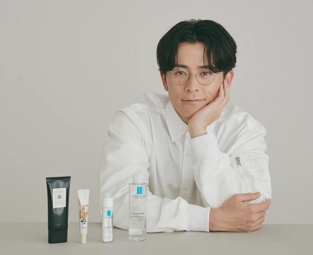 オリエンタルラジオ藤森慎吾さんの美容習慣_コスメ選びのルールは敏感肌でも気持ちよく使えるもの