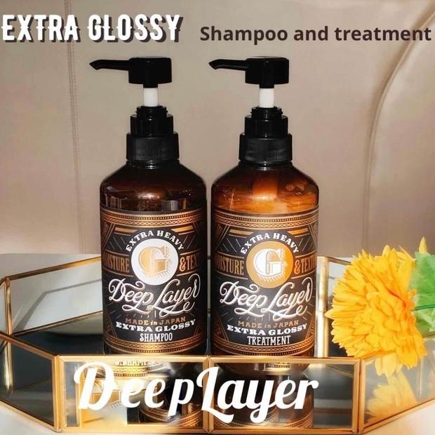 【圧倒的まとまりと自慢したくなるほどの香り】でいい女へ♡ DeepLayerのサロン専売アイテムをお試し!