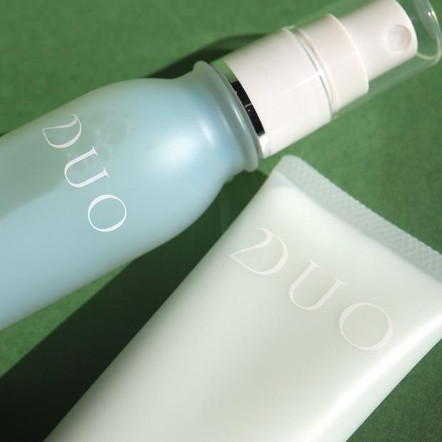 DUOから肌バリア機能を助けるアイテムが登場