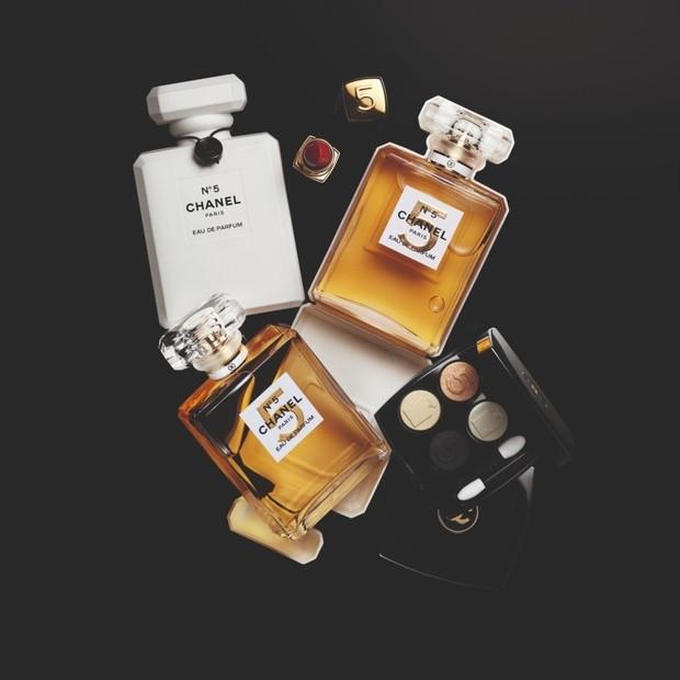シャネル Nº5の誕生100年を祝うコフレは超豪華! 香りやメイクアイテムの特別限定品【クリスマスコ…