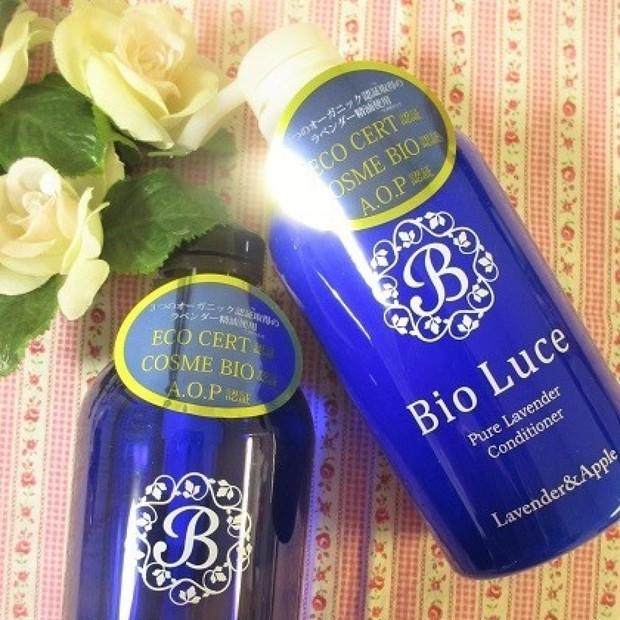 香りに恋するオーガニックシャンプー『Bio Luce』
