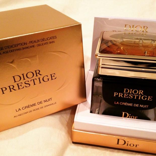 保湿力は抜群!Dior(ディオール)のスペシャルクリームで褒められ肌!