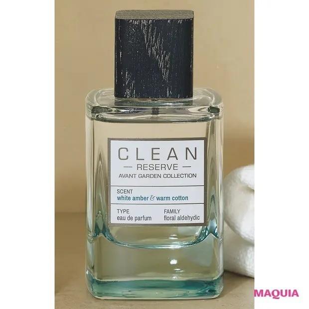 【人気の香水】クリーン リザーブ アヴァンガーデン ホワイトアンバー&ウォームコットン オードパルファム