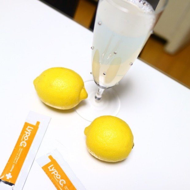 【次世代ビタミンC】吸収率がすごい!飲むビタミンC点滴。