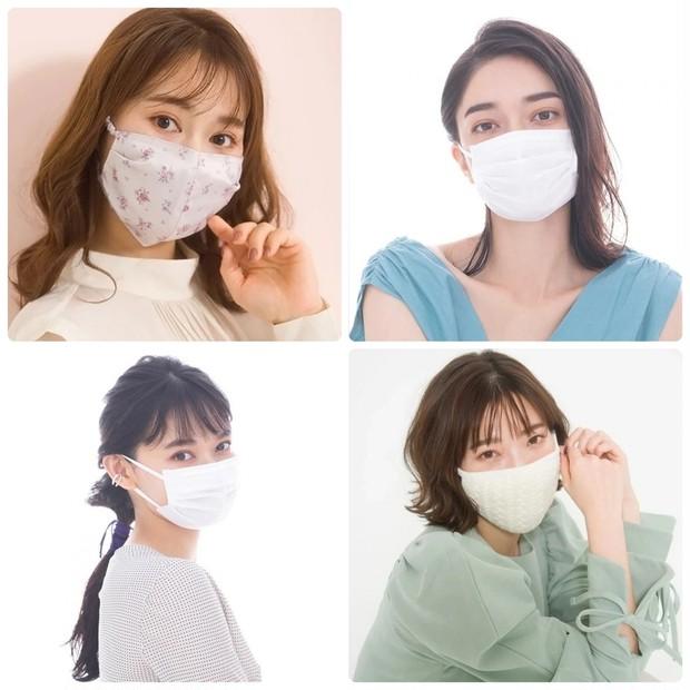 【マスクに合うヘアスタイル・髪型】簡単テクでこなれ感アップ! マスクの日におすすめのヘアアレンジまとめ