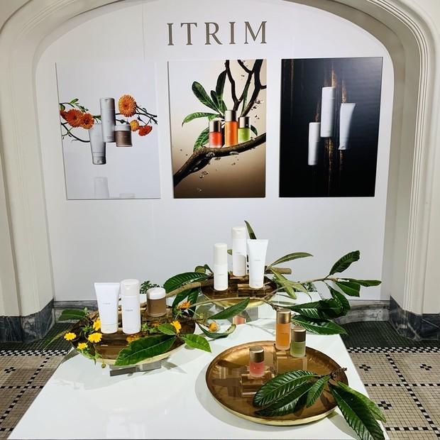 "『ITRIM』は全身ケアにも手を抜かない!  ""ラグジュアリー オーガニック スキンケア""の世界観を、五感と肌で体感 #金曜日の肌投資コスメ"