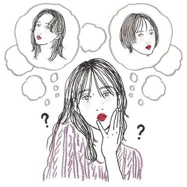 前髪診断 顔型や髪質から、あなたに似合う前髪をタイプ別に診断!