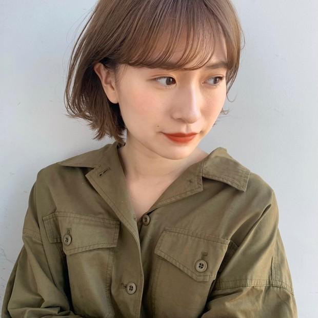 【20代・30代ヘアスタイル】髪型がくずれやすい夏こそ! アレンジもしやすい王道ナチュラルショートヘア