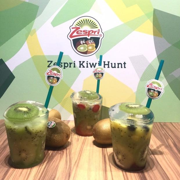 栄養豊富なキウイの魅力を再発見♪ 期間限定「Zespri Kiwi Hunt」がオープン