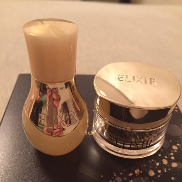 【#マキアビューティナイト】現品購入決定!エリクシールの美容液&クリーム