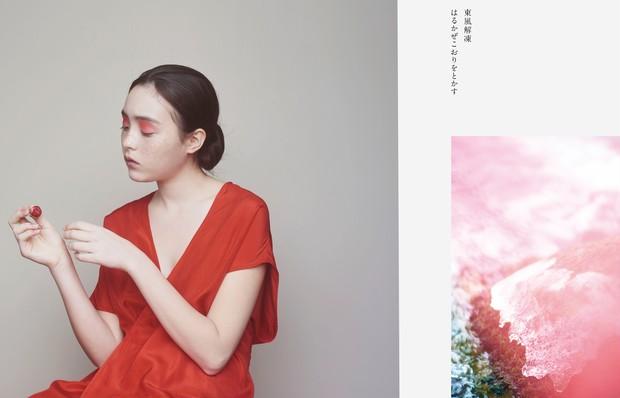 メイクアップアーティスト・UDA氏の初となる書籍「kesho:化粧」が発売に! 今までにない「化粧本」が完成_2