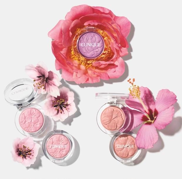 幻の桜ピンクも再登場!「クリニーク」から限定デザインのチークポップ3種 _1