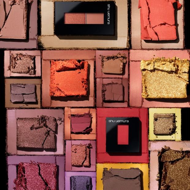 圧巻の全100色! 「シュウ ウエムラ」の新アイシャドーならお気に入りカラーが必ず見つかる!