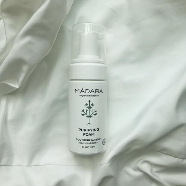 【時短でさっぱり!】北欧生まれのオーガニックブランド『MADARA』のおすすめ泡洗顔♪