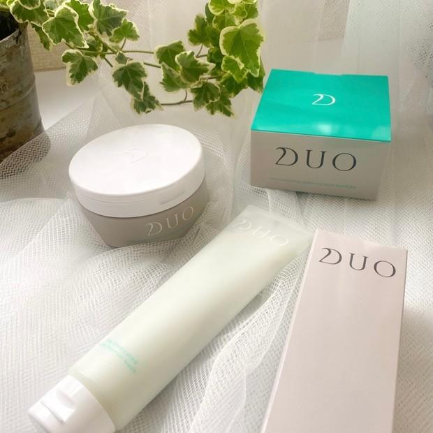 【秋の花粉アレルギー対策】敏感肌にバリアケア。話題のDUOクレンジング&ミルク洗顔でゆらぎ肌を整える。