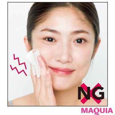 【肌をもっと綺麗に! 肌本来の美しさを引き出すスキンケア】くすみの原因となる角質には拭き取り美容液
