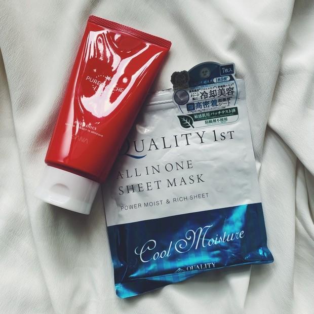 【UV対策】トマトパック×冷感フェイスマスクのスペシャルケアで今日の「うっかり」を帳消しに!【プチプラスキンケア編】