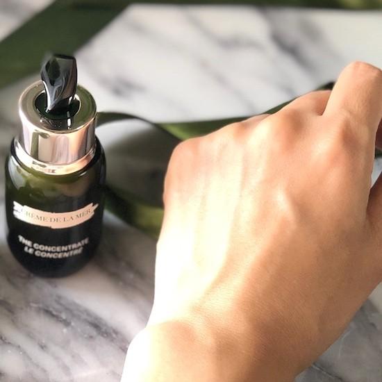 【ドゥ・ラ・メール】御守り美容液として人気のザ・コンセントレートが進化して新登場!私の肌ベースを整えてくれたラグジュアリーな美容液を徹底レポート!_6