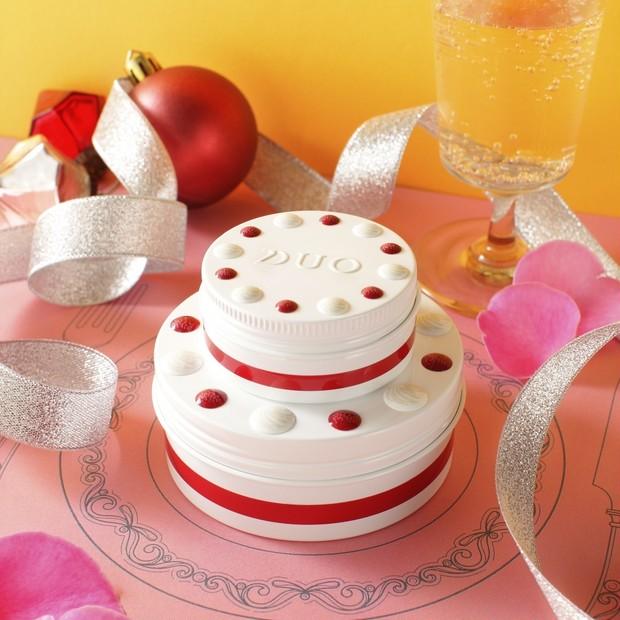 【クリスマスコフレ2020】DUOからショートケーキ型クレンジングバームを含むデュオ ザ コフレセット2020が登場