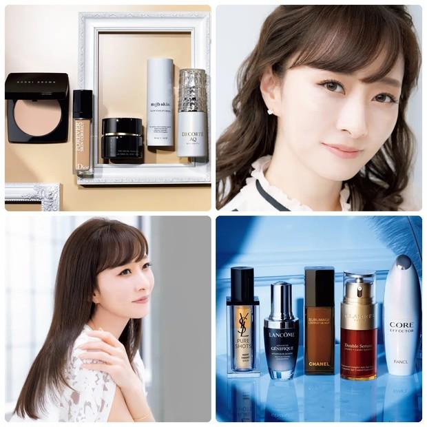 【保存版】石井美保さんが本気で選ぶ100名品 | メイクアップからスキンケア、美容ギアまで愛用化粧品を総まとめ