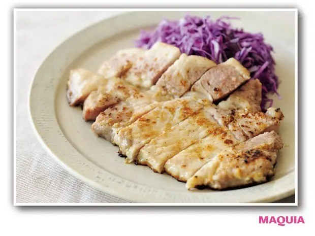 【手作り発酵食】手作り初心者にもおすすめ「塩麹」の作り方_豚の塩麹生姜焼き