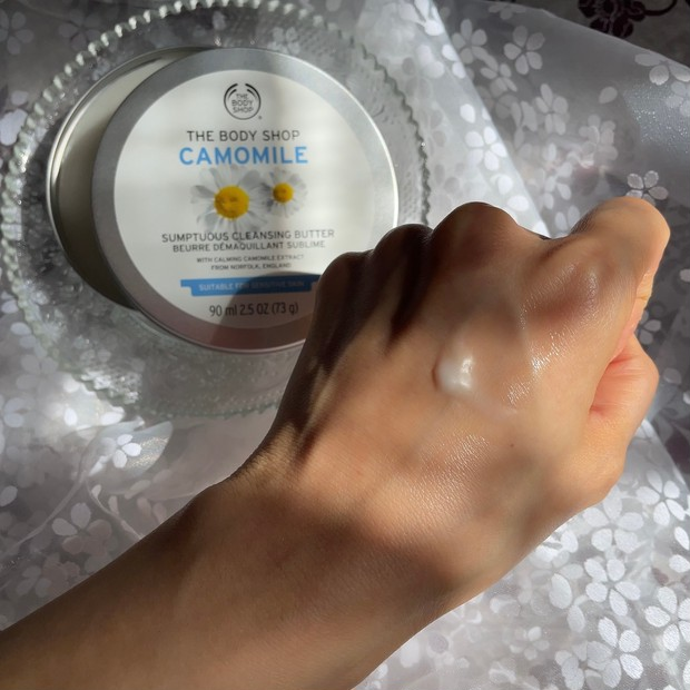 おうち時間にハーブの香りを♡もっちりうるおい肌に近づく『とろけるクレンジングバター』_4