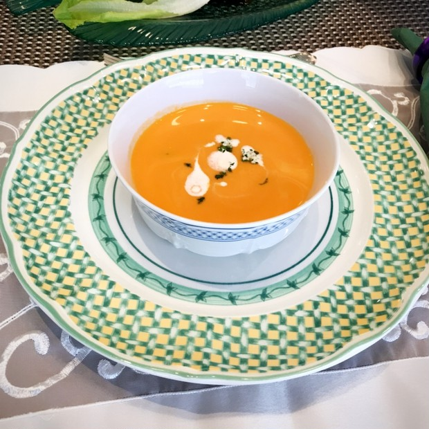 食べて綺麗に?簡単冷製トマトスープで暑い夏を乗り切ろう!