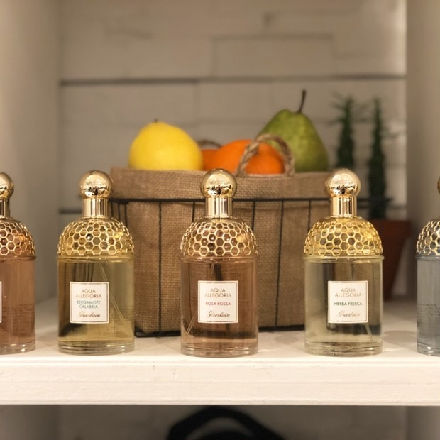 2つの新しい香りが誕生♡ GUERLAIN ゲラン【アクア アレゴリア】期間限定ポップアップショップがオープン!